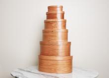 셰이커박스(쉐이커박스), Traditional Oval Shaker Boxes