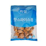 하림 핫 스파이스 봉 1,000g / 매콤한 맛이 일품! / 술안주 영양간식