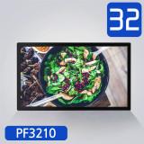 까페메뉴판 PF3210 디지털메뉴보드 사진/동영상 가능