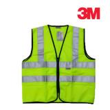 3M 스카치라이트 안전반사조끼/안전조끼/형광조끼/반사조끼/작업용조끼/야간작업용조끼/공업용조끼/산업용