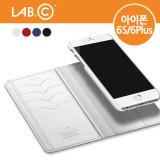 [랩씨] Smart Wallet Case : Magneto 아이폰6S 플러스/아이폰6 플러스 폴리오 케이스