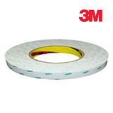 3M 화지양면테이프 9346 12mm x 50M/양면테이프/몰딩양면테이프/3M양면테이프/화지양면테이프/얇은양면테