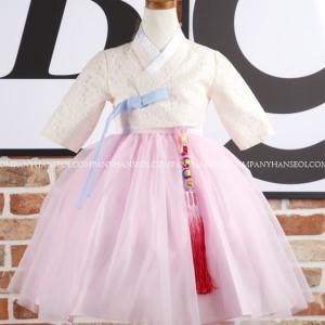 [1544.S]레이스여아한복,여아한복,아동한복,유아한복,핑크한복,아기한복,샤샤한복