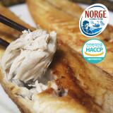세척손질 순살 노르웨이 고등어 왕특대 15팩(160g~210g)