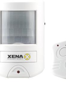 XENA XA901 존알람 리모컨 적외선센서 도난경보기 동작감지 방범용품