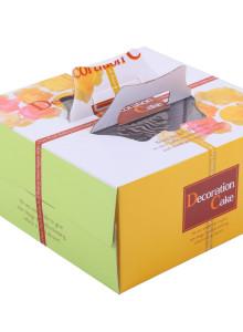 케익박스 장미꽃시리즈 1호/3호 (케익상자/케익박스/케익포장/cake box)