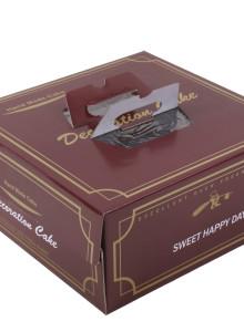 케익박스 초코시리즈5호/6호 (케익상자/케익박스/케익포장/cake box)