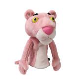 [당일배송] 핑크팬더 드라이버용 헤드 커버 - Pink Panthers Head Cover 핑크 예쁜 클럽커버