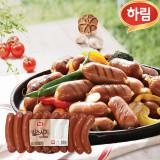 하림 빌소시지 900g×10봉 매콤한 맛 / 영양간식 / 술안주 / 소시지 / 밥반찬