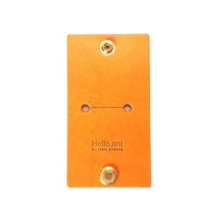 가죽 케이블&이어폰 홀더(Yellow)(무료배송)옐로우