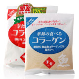 [최신상품] [공식판매] 하나마이 먹는 콜라겐 가루 대용량 120g / 100g 피쉬콜라겐 선택 / 저분자콜라겐펩타이드 분말 100% / 생선콜라겐