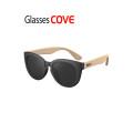 Glassescove 글래시스코브 선글라스 104 블랙 골드 미러렌즈(색상선택)