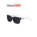 커플선글라스 글래시스코브 105 블랙 화이트 미러렌즈(색상선택)
