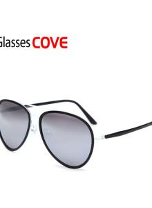 Glassescove 글래시스코브 선글라스 로만 블랙 화이트