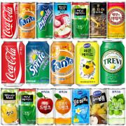 코카콜라/환타 355ml×24캔 스프라이트/닥터페퍼/체리/캔음료/캔음료수/음료수/