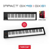NEKTAR IMPACT GX49/61 마스터키보드 컨트롤러, FP-2 페달 증정이벤트
