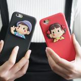 아이폰5s/5/SE 케이스 페코짱 포코짱 실리콘