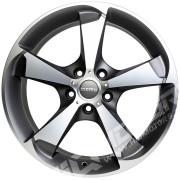 [18인치]튜닝휠/모모드론DRONE(그라파이트풀폴리쉬)/모모휠/모모18인치휠(PCD:114.3)