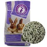퍼펙트 영양주식 이모션벨류 토끼사료 3kg - 높은섬유질 사료