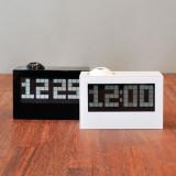 무아스 알람시계 프로젝터 시계