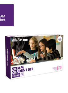littleBits STEAM Student Set / 리틀비츠 스팀 스튜던트 세트