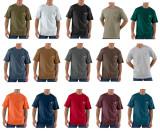 칼하트 포켓 반팔 티셔츠