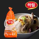 하림 IFF 유황먹은 영계육 530g 1마리 / 통닭