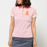 [당일배송] -세일- 마크앤로나 미스틱 폴로 셔츠 여성 골프웨어 반팔 카라티 (핑크) - MARK & LONA Mistick Polo MLW-16S-P31
