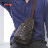 남자 미니 슬링백 5113 여행 보조 어깨 가방