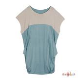 빅사이즈 여성의류 2111 루즈핏 반팔 티셔츠