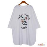 여름 반팔 티셔츠 2093 빅사이즈 여성의류