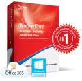 트렌드마이크로 워리프리 비지니스 시큐리티 어드밴스드 서비스 (컴퓨터 20대, 1년) / Worry-Free Business / USB 차단 / 백신 / 스팸차단 / 문서보안