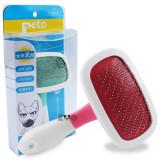 페토 360도 회전 애완 팁 슬리커 브러쉬 (코팅처리/M)
