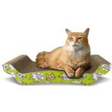 아치형 고양이 스크레쳐 보드(42.5 x 24 x 8.3cm)