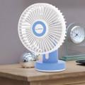 캠프핫ㆍ라미USB 미니 선풍기 LMFU56/블루/냉풍기/탁상용선풍기/스탠드선풍기/벽결이선풍기/여름가전/팬선풍기