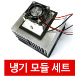 A6F 열전소자 냉기 모듈 세트 펠티어 냉장고 냉각