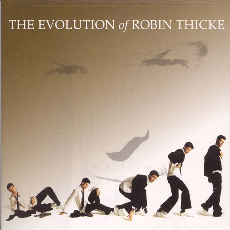 The Evolution Of Robin Thicke Deluxe Edition