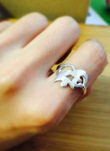 신성의 옴 시리즈- flat ring
