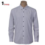 남자 체크 셔츠 208 슬림핏 와이셔츠 가을 남방