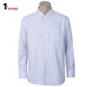 남자 셔츠 207 화이트 와이셔츠 가을 남방