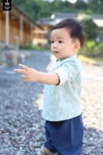 유아동생활한복 남아한복 여아한복 핑크,민트토끼 면철릭원피스 남매한복, 자매한복, 쌍둥이한복 면원단 슈돌 대박이한복,설아수아한복