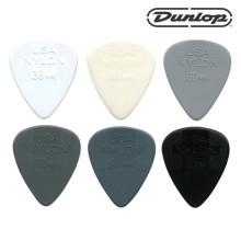 Dunlop 나일론 스탠다드 기타 피크 44R /0.38 /0.46 /0.6 /0.73 /0.88 /1.0