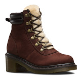 Dr. Martens Sylvia Padded Collar Hiker Boot (Women)
