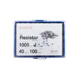 칩저항 키트 1005(0402) 사이즈 J급(5%) 40종 (100개입,200개입,300개입,500개입) /칩저항키트/저항키트/칩저항세트/저항세트/저항/칩저항/샘플키트