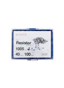 칩저항 키트 1005(0402) 사이즈 J급(5%) 40종 (100개~500개入) /칩저항키트/저항키트/칩저항세트/저항세트/저항/칩저항/샘플키트/100개/200개/300개/500개