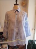 스트라이프 셔츠 남방 여자셔츠 캐주얼셔츠