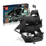 레핀 16006 캐리비안 해적 블랙펄