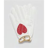 [해외] 마크앤로나 러빙러브 글로브 여성 골프 장갑 (화이트) - MARK & LONA Lovinglove glove [WOMAN] MLW-ZG09