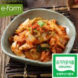 [이팜] [예약상품 D-2] 유기농 맛김치1kg (담채원)