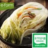 [이팜] [예약상품 D-2] 유기농 백김치10kg (담채원)